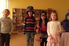 Kinder-Theaterwerkstatt im Hort von St. Joseph 2012/2013_10