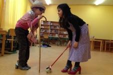 Kinder-Theaterwerkstatt im Hort von St. Joseph 2012/2013_13